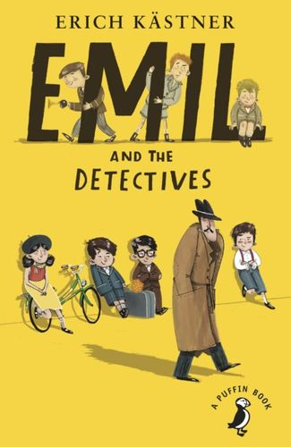 9780141362625 Emil and the Detectives