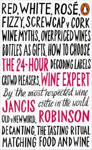 9780141981819 24-Hour Wine Expert