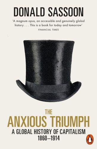 9780141986555 Anxious Triumph