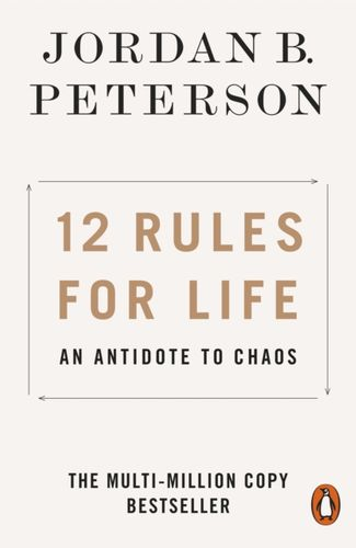 9780141988511 12 Rules for Life