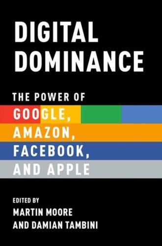 9780190845117 Digital Dominance
