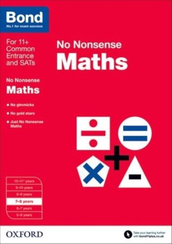 9780192740472 Bond: Maths: No Nonsense