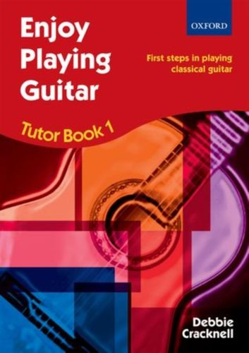 9780193371347 Enjoy Playing Guitar Tutor Book 1 + CD