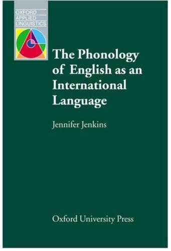 9780194421645 Phonology of English as an International Language