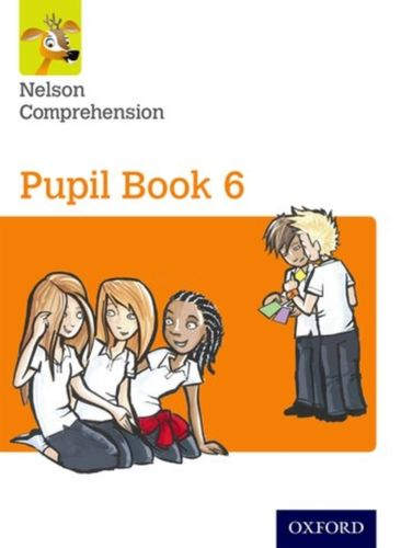 9780198368236 Nelson Comprehension: Year 6/Primary 7: Pupil Book 6