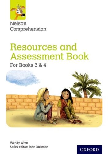 9780198368281 Nelson Comprehension: Years 3 & 4/Primary 4 & 5: Resources and Assessment Book for Books 3 & 4