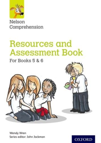 9780198368298 Nelson Comprehension: Years 5 & 6/Primary 6 & 7: Resources and Assessment Book for Books 5 & 6
