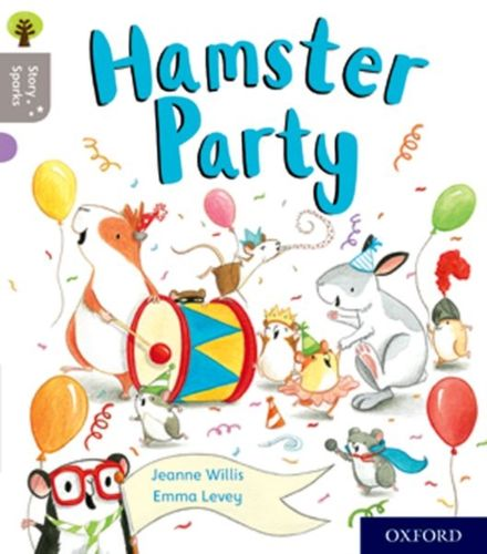9780198414759 Oxford Reading Tree Story Sparks: Oxford Level 1: Hamster Party