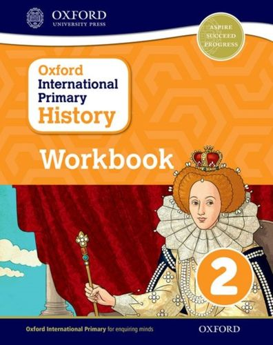 9780198418160 Oxford International Primary History: Workbook 2