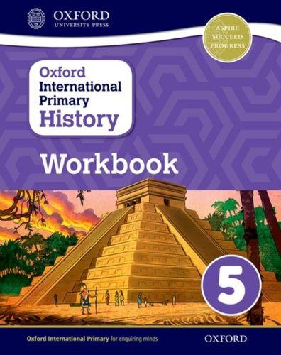 9780198418191 Oxford International Primary History: Workbook 5