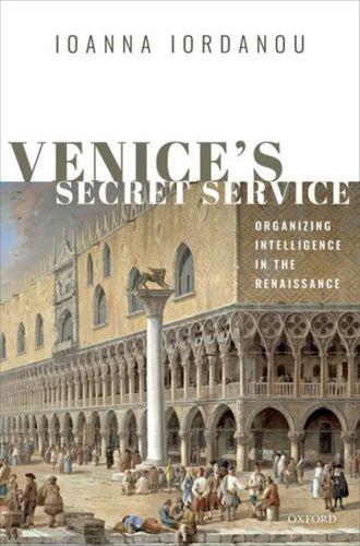 9780198791317 Venice's Secret Service