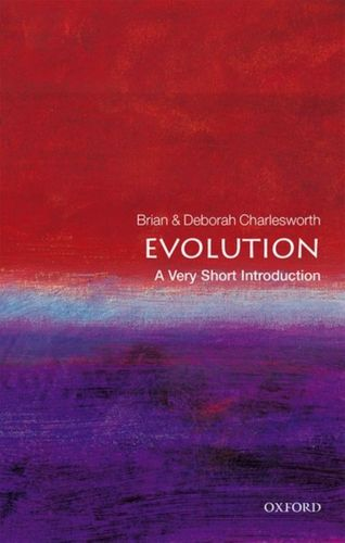 9780198804369 Evolution: A Very Short Introduction
