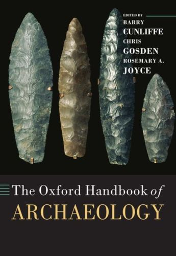 9780198855200 Oxford Handbook of Archaeology