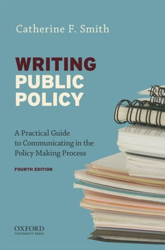 9780199388578 Writing Public Policy