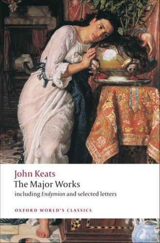 9780199554881 John Keats: Major Works