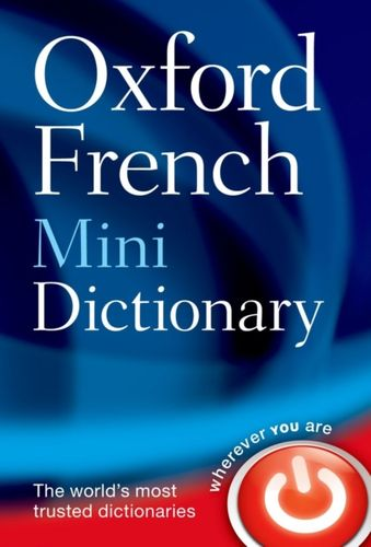 9780199692644 Oxford French Mini Dictionary