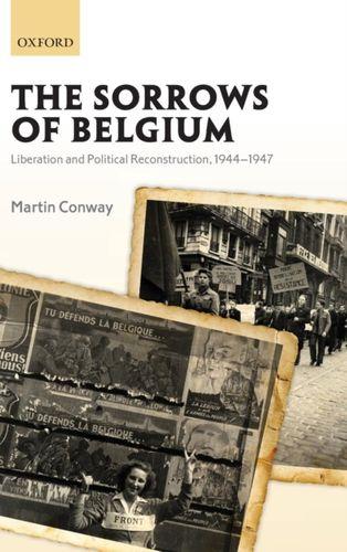 9780199694341 Sorrows of Belgium