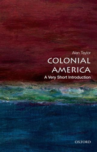 9780199766239 Colonial America: A Very Short Introduction