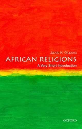 9780199790586 African Religions: A Very Short Introduction