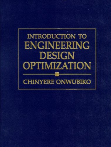 9780201476736 Introduction to Engineering Design Optimization