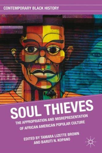 9780230108974 Soul Thieves
