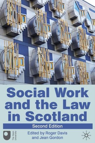 9780230276314 Social Work and the Law in Scotland