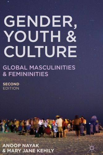 9780230303553 Gender, Youth and Culture