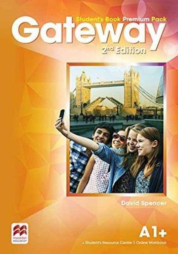 9780230473072 Gateway 2nd edition A1+ Student's Book Premium Pack