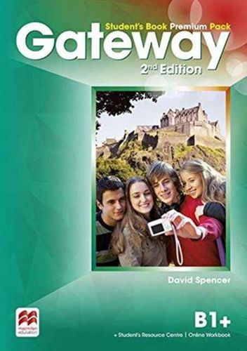 9780230473157 Gateway 2nd edition B1 Student's Book Premium Pack