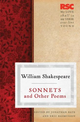 9780230576247 Sonnets and Other Poems