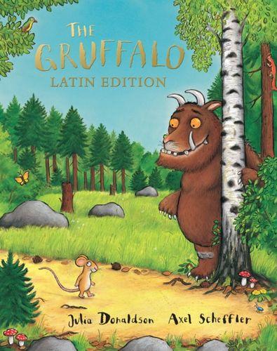 9780230759329 Gruffalo Latin Edition