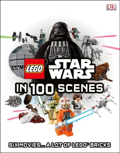9780241189429 LEGO (R) Star Wars in 100 Scenes