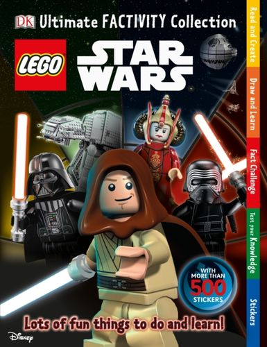 9780241232309 LEGO Star Wars Ultimate Factivity Collection