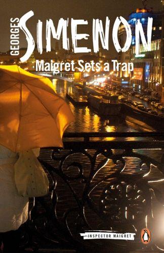 9780241297643 Maigret Sets a Trap