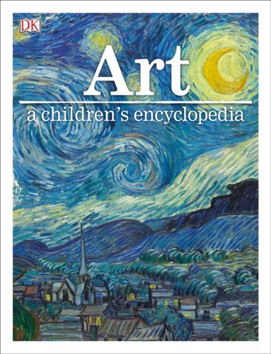 9780241297650 Art A Children's Encyclopedia