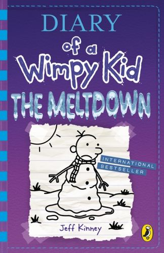 9780241321980 Diary of a Wimpy Kid: The Meltdown (Book 13)
