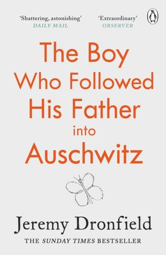 9780241359174 Boy Who Followed His Father into Auschwitz