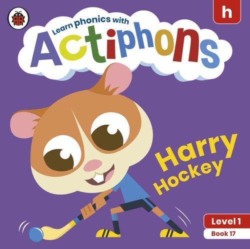 9780241390269 Actiphons Level 1 Book 17 Harry Hockey