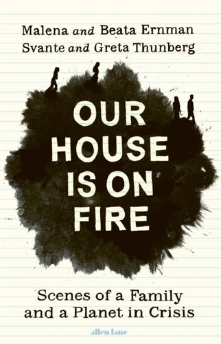9780241446737 Our House is on Fire