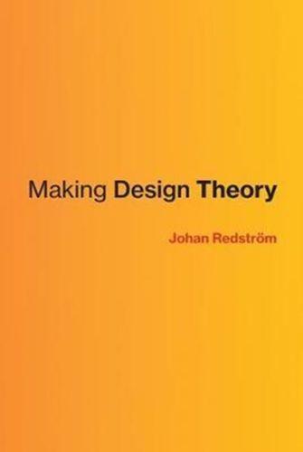 9780262036658 Making Design Theory