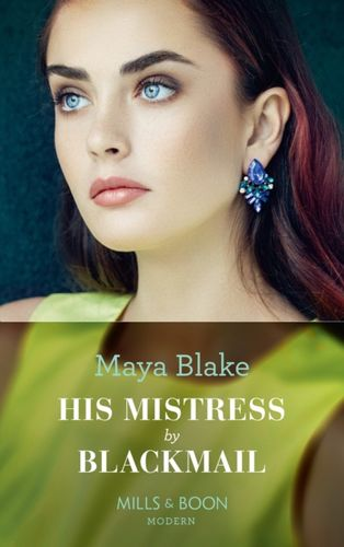 9780263934175 His Mistress By Blackmail