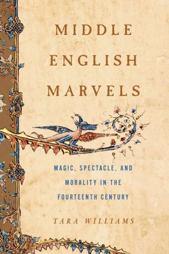 9780271079646 Middle English Marvels