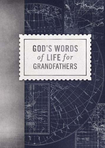9780310452157 God's Words of Life for Grandfathers