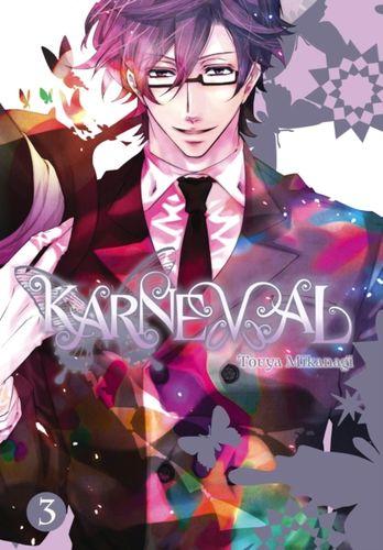9780316263481 Karneval, Vol. 3