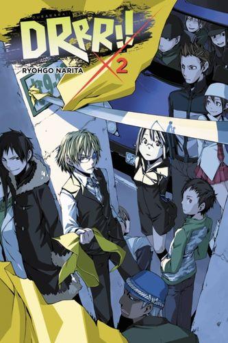 9780316304764 Durarara!!, Vol. 2 (light novel)