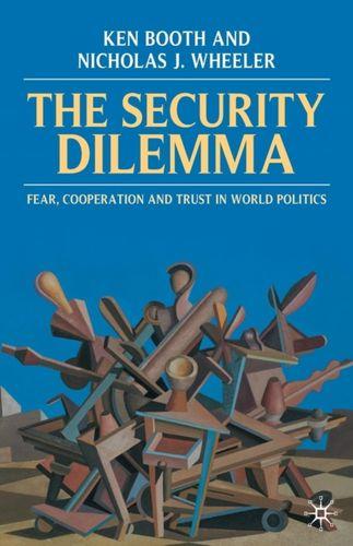 9780333587454 Security Dilemma
