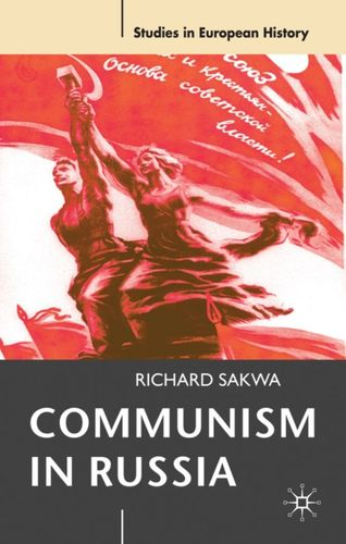 9780333606797 Communism in Russia