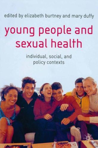9780333993576 Young People and Sexual Health