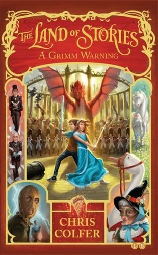 9780349124391 Land of Stories: A Grimm Warning