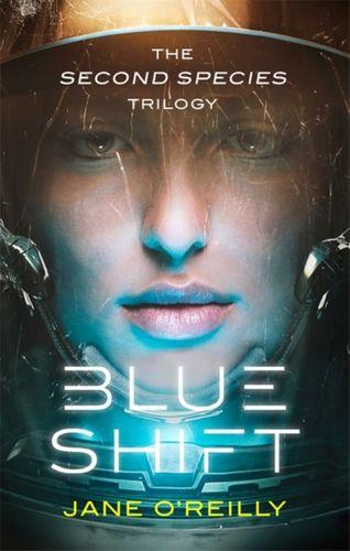 9780349416588 Blue Shift